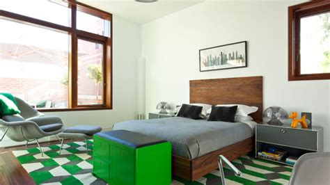 green and gray bedroom 20 refreshing grey and green bedrooms home design lover 15469 | green grey bedrooms