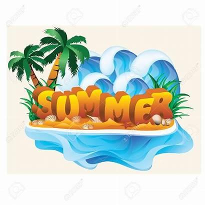 Summertime Clipart Summer Clip Cliparts Royalty Vector