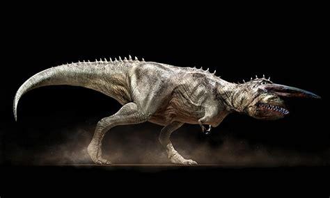 Tyrannosaurus Shrex (t-rex/goblin Shark)