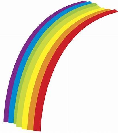 Rainbow Illustration Title