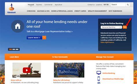 Rabobank Online Banking Login