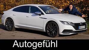 Volkswagen Arteon Elegance : vw arteon full review elegance 2018 new volkswagen flagship autogef hl youtube ~ Accommodationitalianriviera.info Avis de Voitures