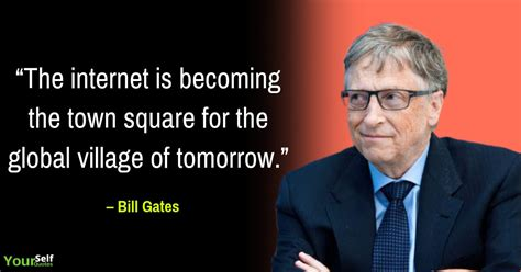 Bill Gates Quotes Thoughts That Will Make You Think in Life