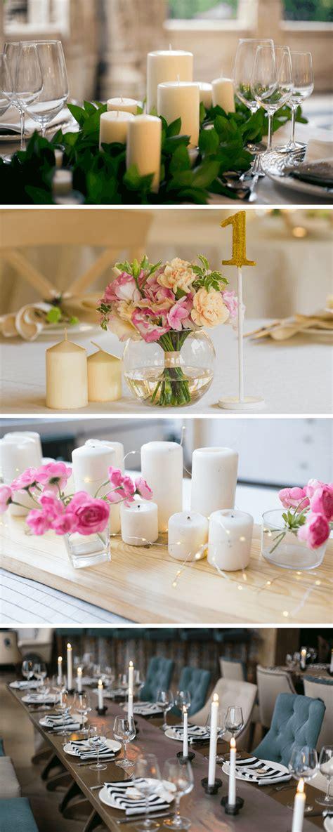 Blumen Hochzeit Dekorationsideenwinter Hochzeit Dekoration by Minimalistische Hochzeits Tischdeko Hochzeitskiste