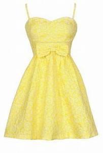 Yellow Sundress on Pinterest