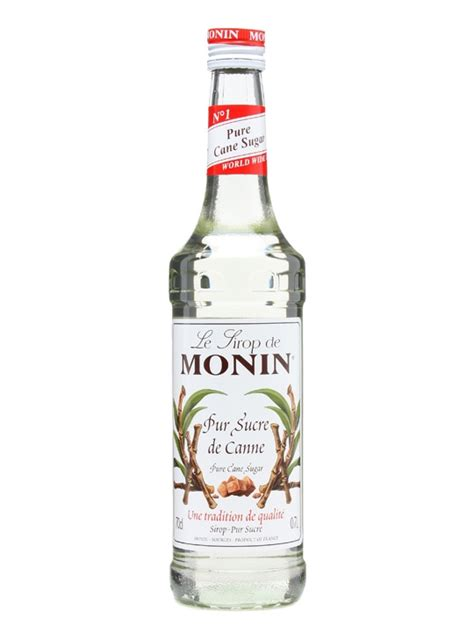 monin pure cane sugar syrup the whisky exchange