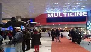 Multicine El Alto Abri U00f3 Sus Puertas Con 8 Salas De Cine Y
