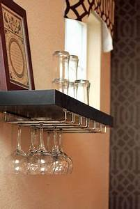 wine glass holder on pinterest pallet wine glass With kitchen cabinets lowes with hanging glass candle holder