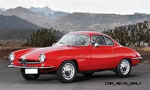 Alfa Romeo Giuletta : 1961 alfa romeo giulietta ss by bertone ~ Medecine-chirurgie-esthetiques.com Avis de Voitures