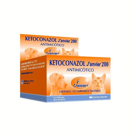 ketoconazol antimicotico palatable  perros  gatos