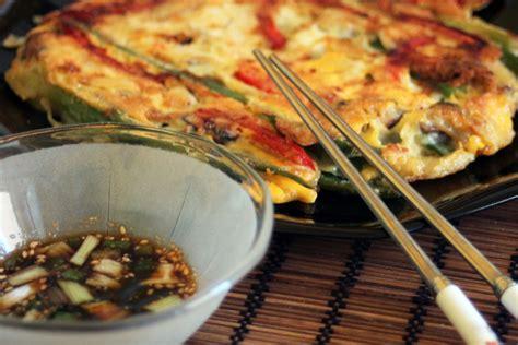 cuisine chinoise traditionnelle cuisine coréenne la galette aux légumes kimshii