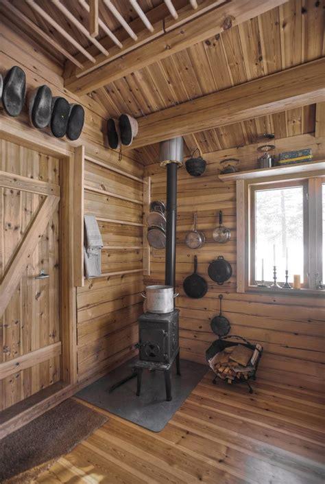 tiny house town norwegian ski cabin  sq ft