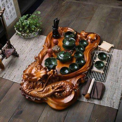 antique chinese dragon tea setporcelainceramic tea cups