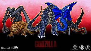 GODZILLA - 2014 by WinterGaia on DeviantArt
