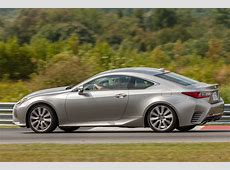 2016 Lexus RC 200t Coming To US With 20Liter Turbo Four