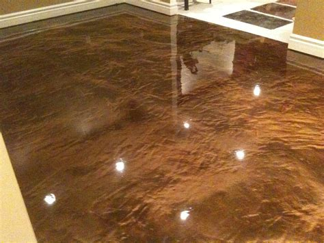 Residential Interior Flooring Gallery ? Centric Concrete Epoxy