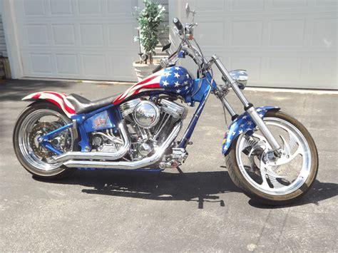 Harley Davidson Motorcycles Springer