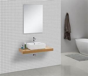 Konsole Für Waschbecken : massive waschtisch konsole aus eiche 75 150 x 50 cm waschbecken auflage platte ebay ~ Markanthonyermac.com Haus und Dekorationen