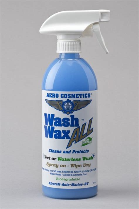 Boat Wax On Car by Boat Rv Car Spray Detailer Cleaner Waterless Wash