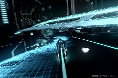 disney debuts tron legacy toys video games apparel