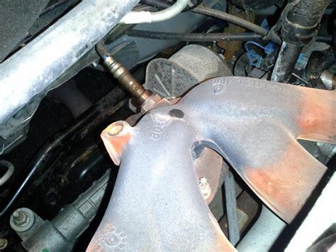 chevrolet malibu exhaust manifold cracked  complaints