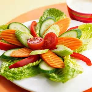 Salad Decoration by Salads For Kids