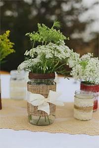 Pot En Verre Deco : d co table et centres de table floraux ~ Melissatoandfro.com Idées de Décoration