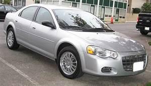 01-06 Chrysler Cirrus Motor Electrico Elevador Delantero Izq