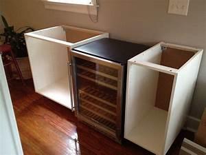 NUMERAR + AKURUM + DIY = Chic Wine Bar - IKEA Hackers