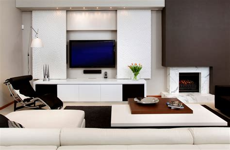wall unit fireplace modern ideas units built innovative highboy tv stand in living room contemporary