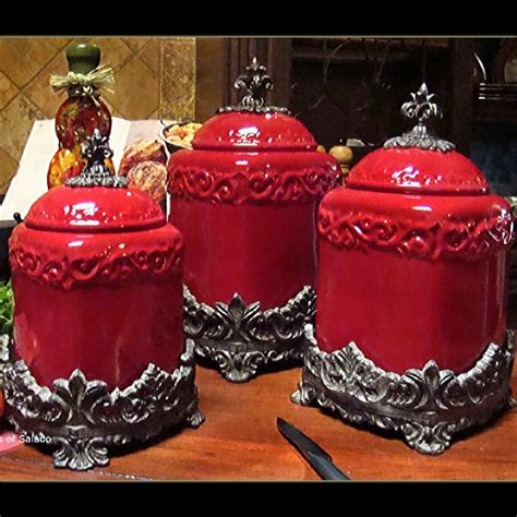 fleur de lis kitchen accessories 1000 ideas about canisters on coca cola 8955
