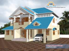 home design gallery home elevation design in 3d kerala home design architecture house