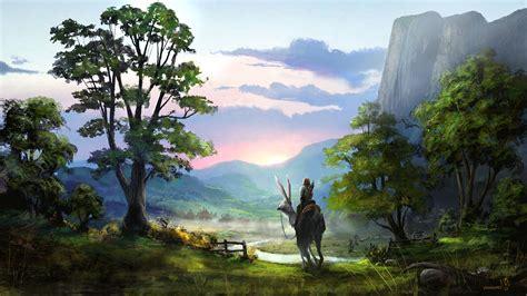 fantasy Art, Landscape Wallpapers HD / Desktop and Mobile ...