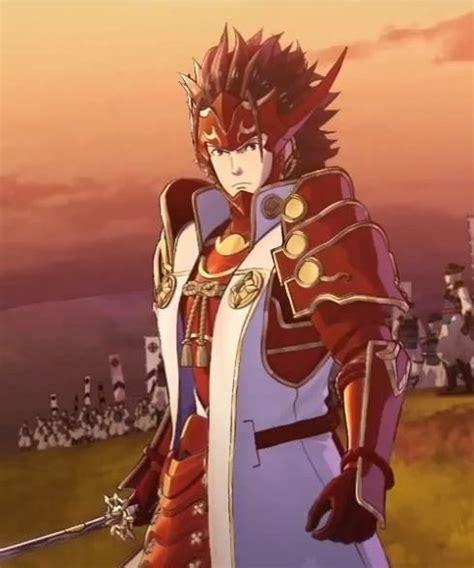 feif characters fire emblem ryoma fire emblem warriors
