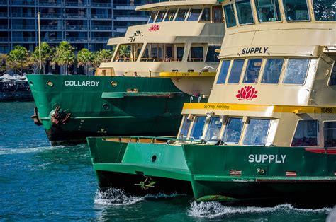 Catamaran Ferry Australia by Sydney Ferries Wikipedia