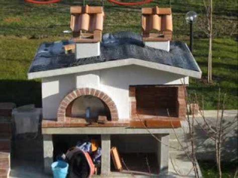 Come Rivestire Un Forno A Legna by Costruire Forno E Barbecue