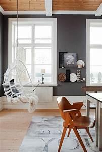 Fauteuil Suspendu Plafond : fauteuil suspendu interieur accueil design et mobilier ~ Teatrodelosmanantiales.com Idées de Décoration