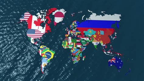world map pan  stock footage video  royalty