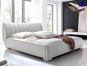 Kunstleder Bett Weiß 140x200 : betten mit bettkasten angebote auf waterige ~ Indierocktalk.com Haus und Dekorationen