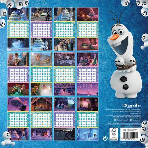 frozen calendars   ukposterseuroposters