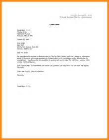 Cover Letter For A Business Plan 8 Cover Letter Business Plan Actor Resumed