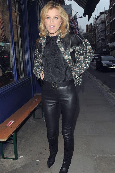 eva herzigova     london leather celebrities