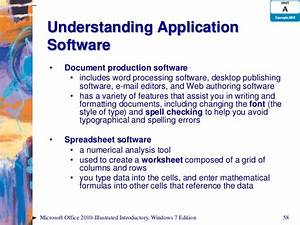 computer concepts ppt With document production software