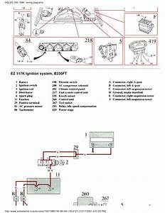 1989 Volvo 740 Wiring Diagram