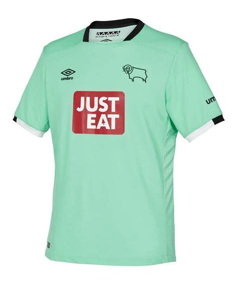Derby County 16/17 Umbro Third Kit | 16/17 Kits | Football ...