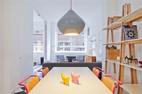 london studio    bedroom apartment design milk