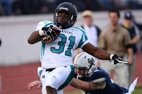 Coastal Carolina's top 10: Quinn Backus, De'Angelo ...