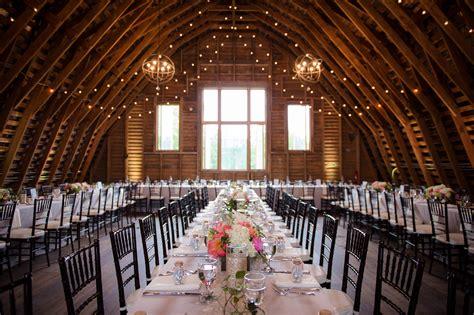 northern virginia barn wedding venue  fields farm