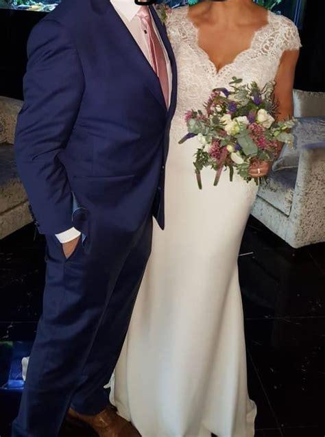 pronovias milady gown sell  wedding dress