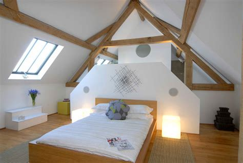 bedroom  century barn conversion   cotswolds